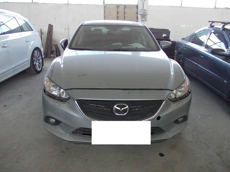 Начальник Таможенно-налогового управления «Подлясье» в Белостоке объявляет о продаже автомобилей, взятых у контрабандистов.  Mazda 6 Skyactiv Год выпуска: