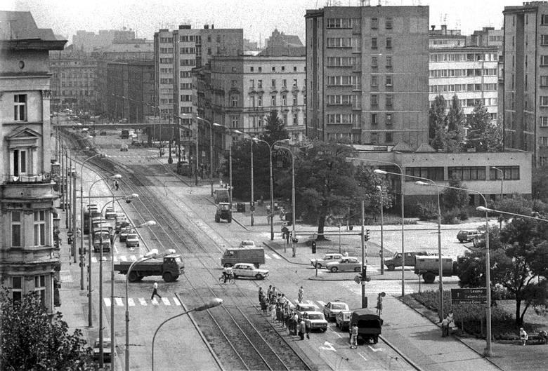 Tak zmieniała się ulica Grabiszyńska na przestrzeni lat (ZOBACZ)