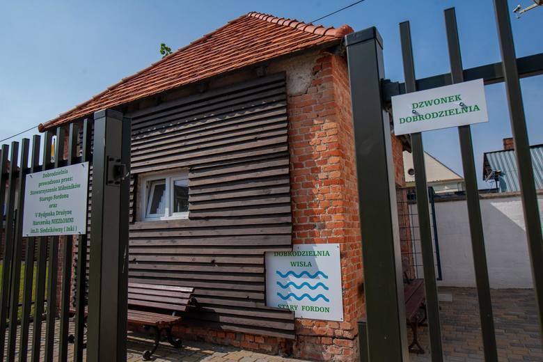 Dobrodzielnia Wisła w Starym Fordonie funkcjonuje od niedawna w budynku przy Piekarach użyczonym przez miejskie wodociągi.