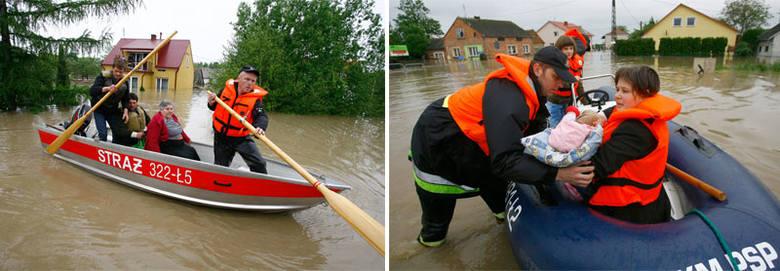 Wielu powodzian będzie wymagało  pomocy psychologicznej, czasami psychiatrycznej przez kilka lat.