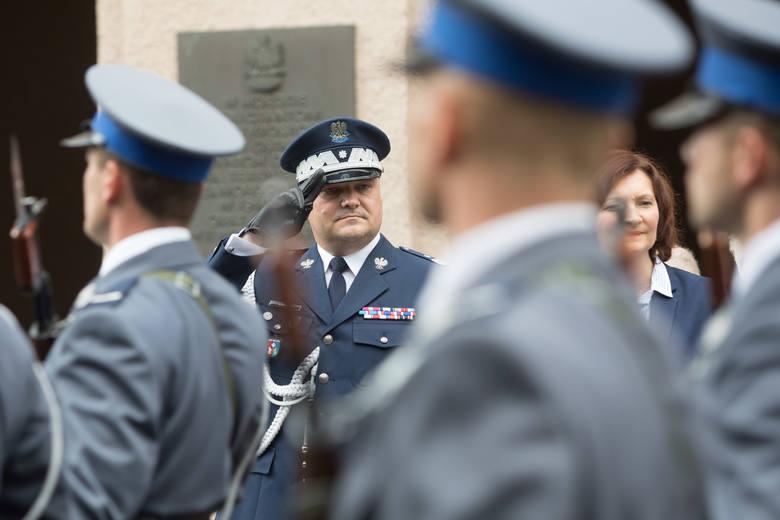 Henryk Moskwa, komendant wojewódzki policji na Podkarpaciu, został generałem. Nominację generalską odebrał w Warszawie, podczas centralnych uroczystości