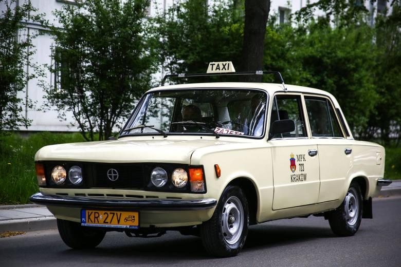 Miejskie Przedsiębiorstwo Komunikacyjne w Krakowie odrestaurowało zabytkowy samochód FSO 125p, który od połowy lat 80. XX wieku służył mieszkańcom jako