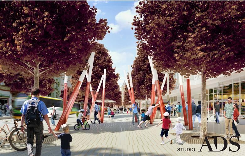 Poznań inwestuje w centrum: Tramwaj wraca na ulicę Św Marcin!