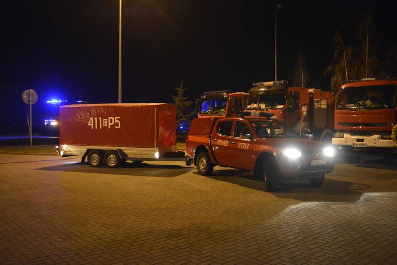 Kompania Heweliusz wspomoże ratowników w gaszeniu bezcennych połaci Biebrzańskiego Parku Narodowego