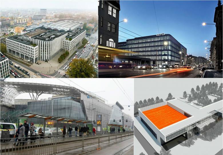 W tym roku wrocławska panorama miejska wzbogaci się o wiele budynków. Szpitale, galerie handlowe, budynki biurowo-usługowe. Wiele inwestycji powstaje