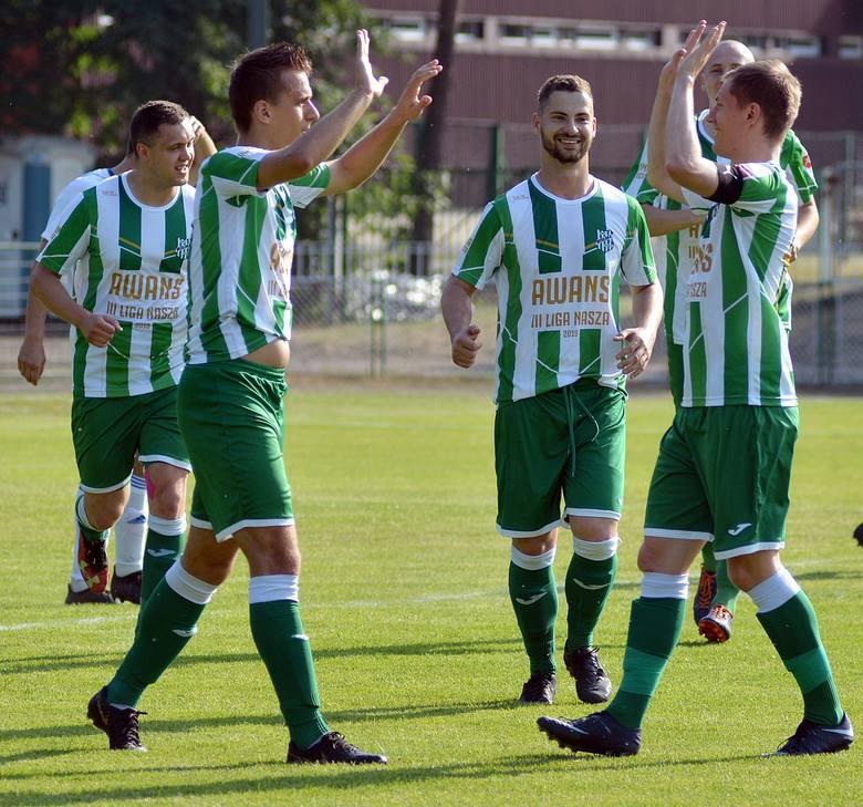 Najwyższe zwycięstwo odnieśli piłkarze Wisłoki, którzy pokonali Stal Gorzyce 6:0