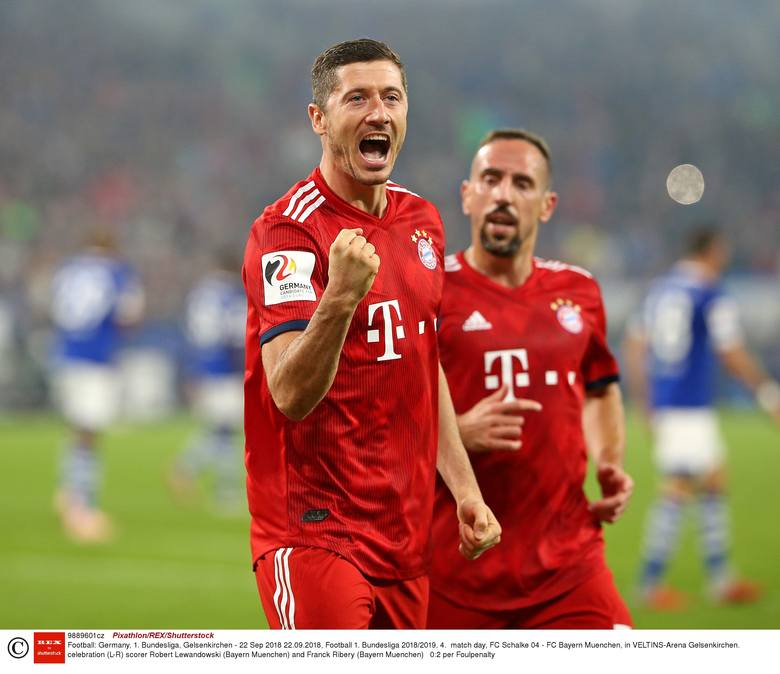 Robert Lewandowski strzelił już 46 goli w rozgrywkach Ligi Mistrzów. Czy we wtorek powiększy swój dorobek?