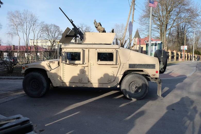 Dragoon Ride: Amerykańska armia jedzie przez Polskę [ZDJĘCIA, WIDEO]