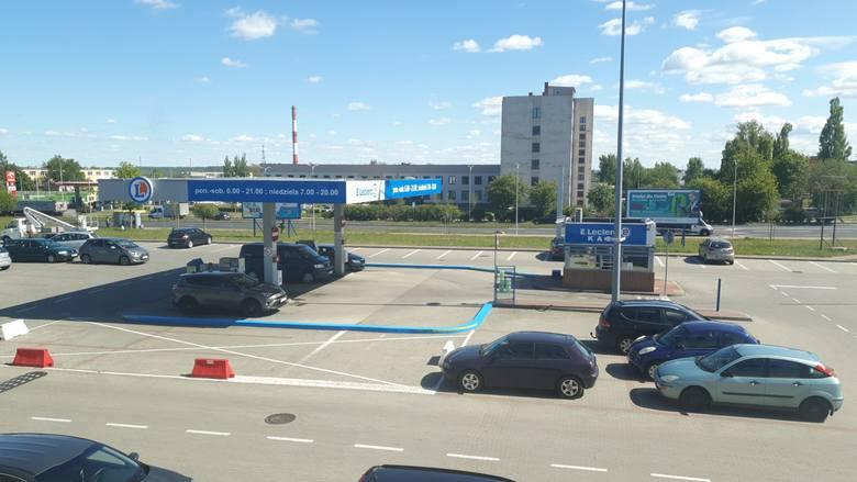 Paliwa na stacji E.Leclerc Słupsk  pochodzą od krajowych producentów