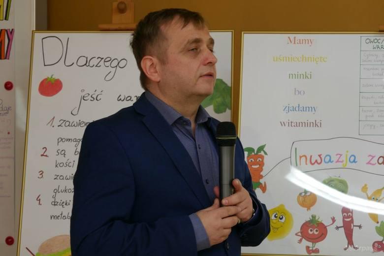 Dzień Zdrowej Żywności w Zespole Szkół w Kozienicach.
