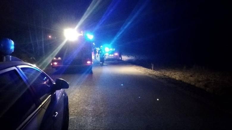 Śmiertelny wypadek. Areszt dla 29-latka. Pijany doprowadził do wypadku. Zginęła 25-latka