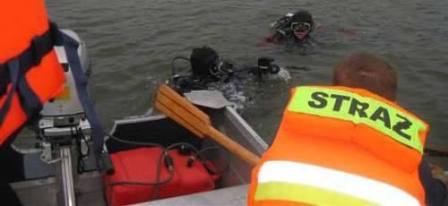 15-latek utonął koło Szczecinka