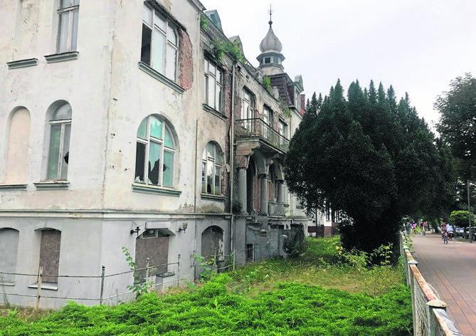 Tak dziś wygląda budynek, w którym przez lata swoją siedzibę miał Almatur i gdzie mieszkali uczestnicy FAMY