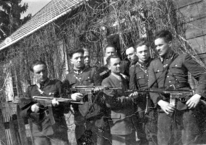 Bronisław Zwitek skazany został na 10 lat więzienia za walkę w szeregach antykomunistycznego podziemia