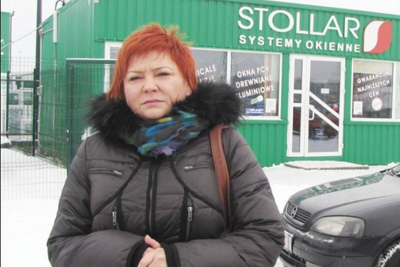 – Tę firmę tworzyliśmy z mężem od podstaw – mówi Elżbieta Godlewska. – A teraz nie mam tutaj nawet prawa wstępu.