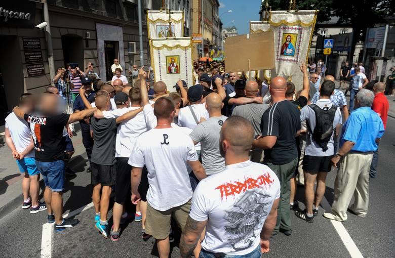 Narodowcy w policji i prokuraturze sprawdzili czy Przemyśl jest ksenofobiczny [WIDEO]
