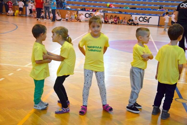 Olimpiada Przedszkolaka w OSiR w Skierniewicach [ZDJĘCIA]