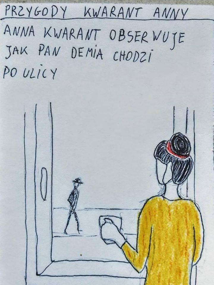Ola Szymańska, dziennikarka GL: Przyznaję, że częściej wsłuchuję się w innych niż w siebie (czy jest na sali psycholog?), ale tak rozumiem rolę dziennikarza.