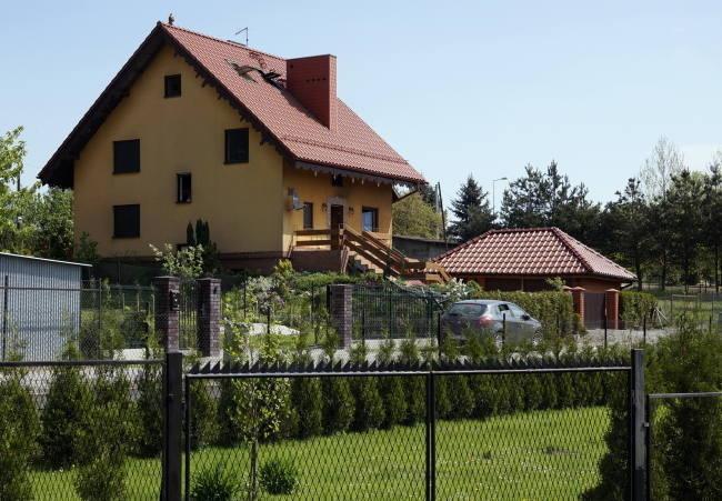 Dom w Jastrzębiu, w którym doszło do zbrodni