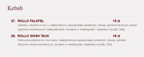 Aramia w Szczecinie. Kuchenne Rewolucje Magdy Gessler - menu - dziś premiera odcinka