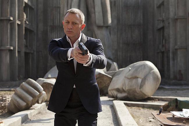 No Time To DieKolejny epizod przygód Jamesa Bonda nie doczeka się w najbliższym czasie swojej premiery, która była planowana na koniec kwietnia 2020.
