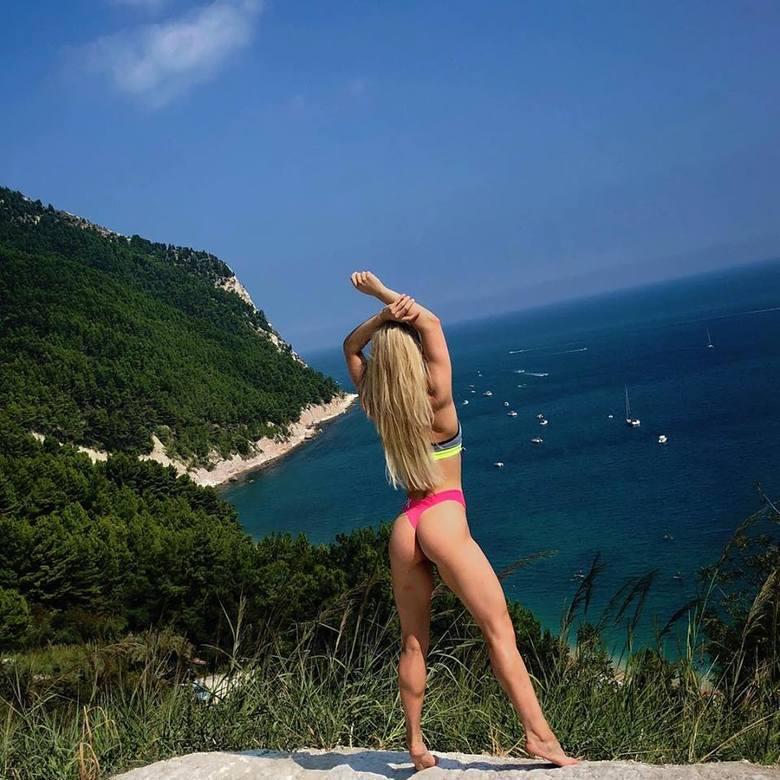 Bikini fitness - prezentujemy piękne Polki [1]. Dziś Patrycja Słaby [ZDJĘCIA]