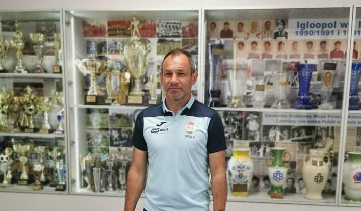 Grzegorz Lorek poprowadzi Igloopol w sezonie 2020/2021
