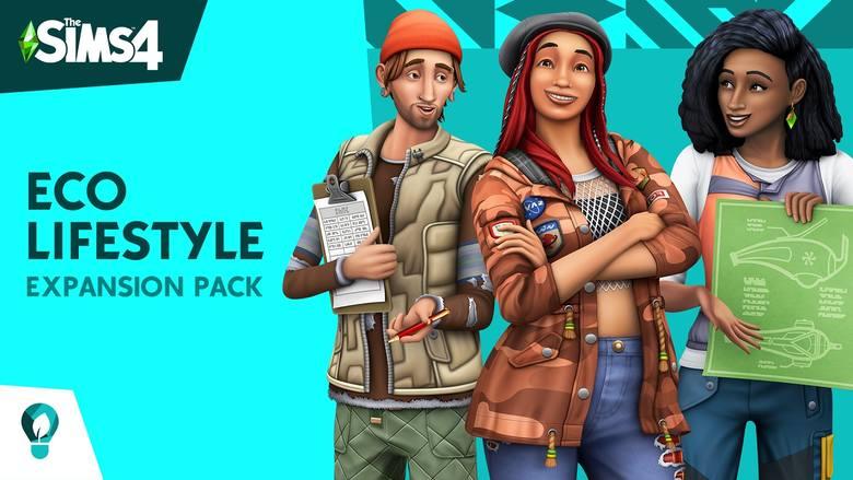 Sims 4 Życie Eko