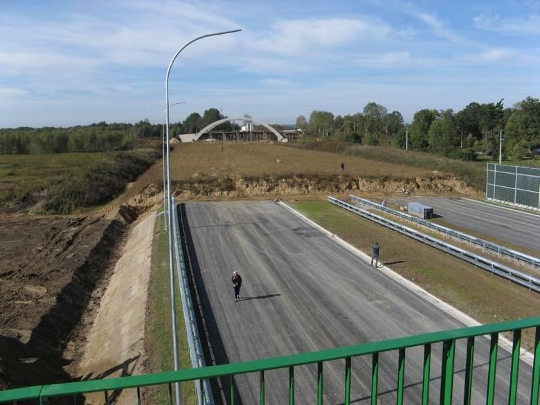 Co z A4 Tarnów-Dębica? Właśnie ogłoszono przetargTak kończy się w Dębicy odcinek autostrady zbudowanej przez Budimex