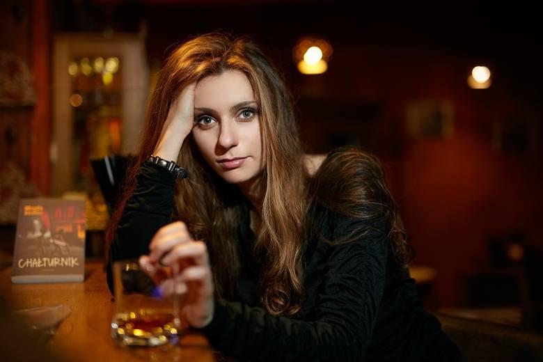 Magda Skubisz, pisarka z Przemyśla.