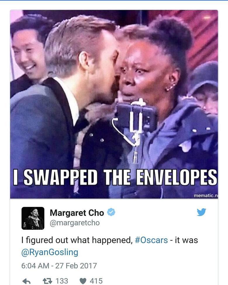 MEMY po gali Oscarów 2017. Było jak podczas wyborów Miss Universe