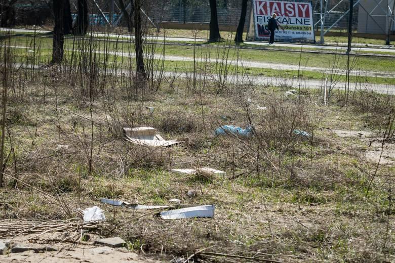 08.04.2018 bydgoszcz smieci kamienna .  fot: tomasz czachorowski/polska press