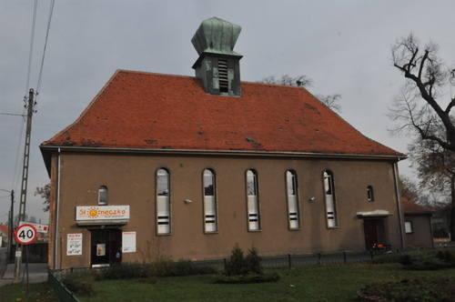 Kościoly podają w ruine Zabór