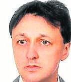 1.Robert Matraszek Ma 48 lat. Jest Ordynatorem Oddziału Anestezjologii i Intensywnej Terapii w Samodzielnym Publicznym Zespole Zakładów Opieki Zdrowotnej