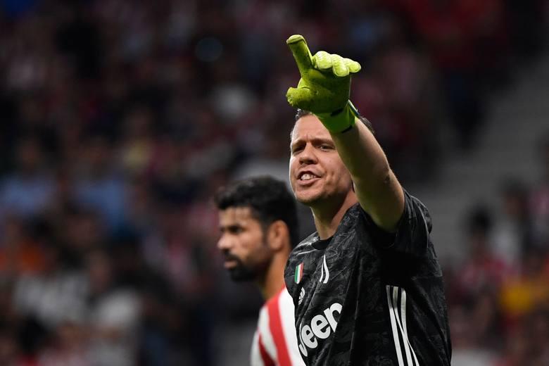 Środowy mecz z Atletico Madryt był 51. jaki Wojciech Szczęsny rozegrał w Lidze Mistrzów (wliczając w to kwalifikacje). 13. w barwach Juventusu i cyfra