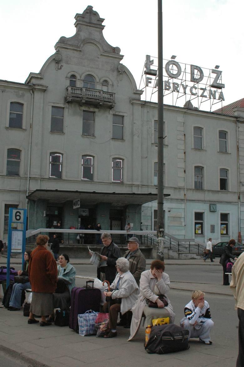 Stara Łódź Fabryczna