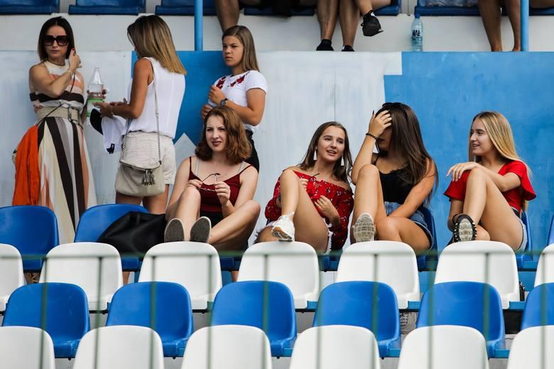 Kraków, mecz juniorów Hutnik - Legia Warszawa