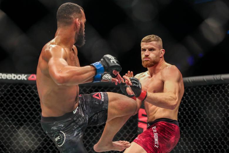 UFC Błachowicz - Anderson. Gdzie oglądać? To ważna walka Jana Błachowicza! UFC Fight Night - godzina, transmisja w telewizji, stream online
