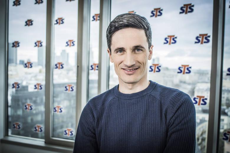 Martin Schmitt odwiedził Warszawę z okazji nawiązania współpracy z STS-em