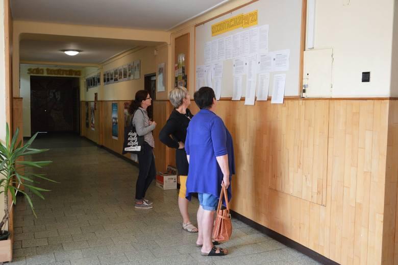 Wyniki naboru do szkół średnich w powiecie ostrowieckim. 66 uczniów nie dostało się żadnej szkoły. Są wolne miejsca - lista