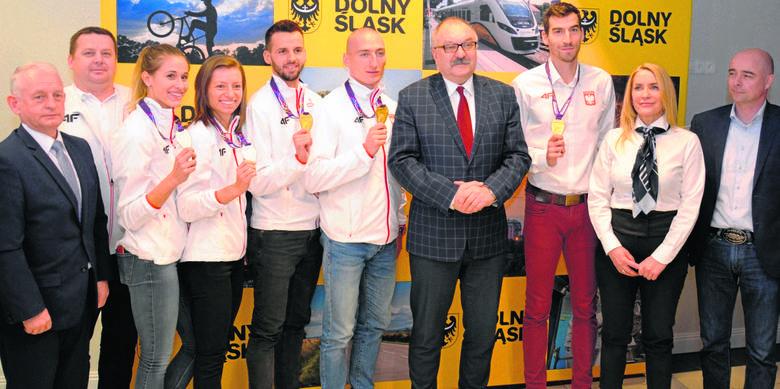 Nagrody pieniężne otrzymali medaliści Halowych Mistrzostw Świata w Lekkoatletyce 2018