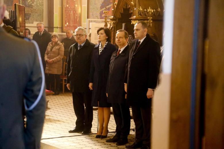 W niedzielę, 24 marca, odbyły się uroczystości związane z  75. rocznicą śmierci Ulmów, zamordowanych za ukrywanie Żydów w czasie II wojny światowej.