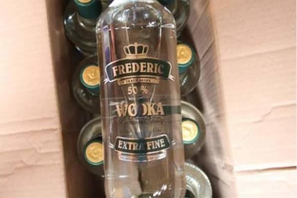 Czeski alkohol, także z nielegalnych źródeł, ciągle jeszcze jest na rynku.