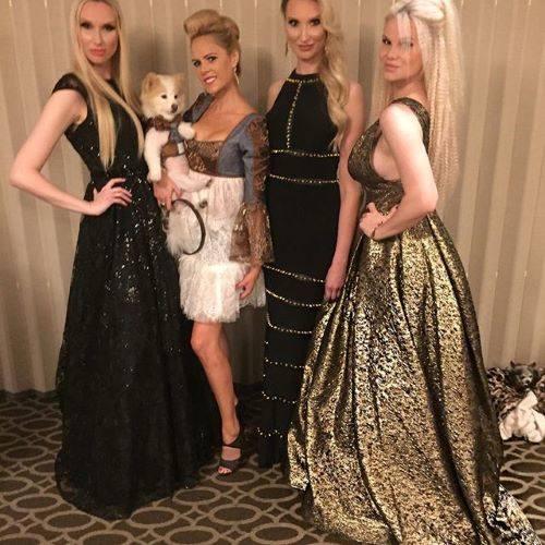 W Top Model 2018 wystąpią trzy siostry pochodzące z Bielska Podlaskiego - Angel, Violet i Anna Oliferuk. Zobaczymy je w poniedziałkowym odcinku (10.08.2018)