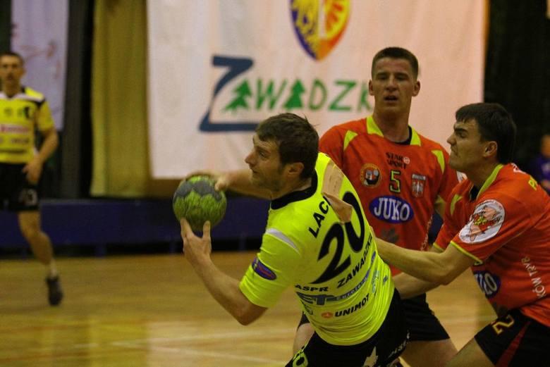 I liga ASPR Zawadzkie - Piotrkowianin Piotrków Trybunalski 23-28