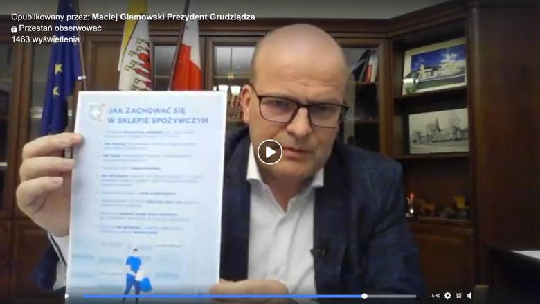- Prawdopodobnie pomoże nam fundacja Ani i Roberta Lewandowskich - mówi prezydent Grudziądza