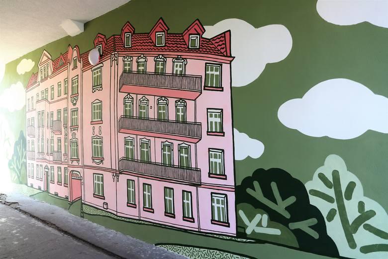 W naszym mieście wciąż przybywa kolejnych, pięknych murali. Cieszy to nie tylko nas, ale też mieszkańców! Nic tak nie ożywia naszych osiedli, ścian kamienic,
