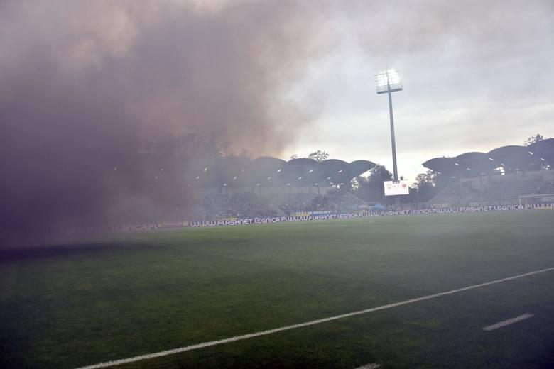 253 osoby - mecz derbowy z Miedzią Legnica  (rekord) 134 osoby - mecz z GKS Bełchatów 54 osoby - mecz z GKS Jastrzębie 50 osób - mecz z Bruk-Bet Termaliką