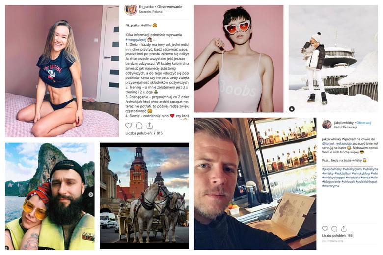 TOP 15. Najciekawsze profile szczecinian na Instagramie. Czy je znasz?