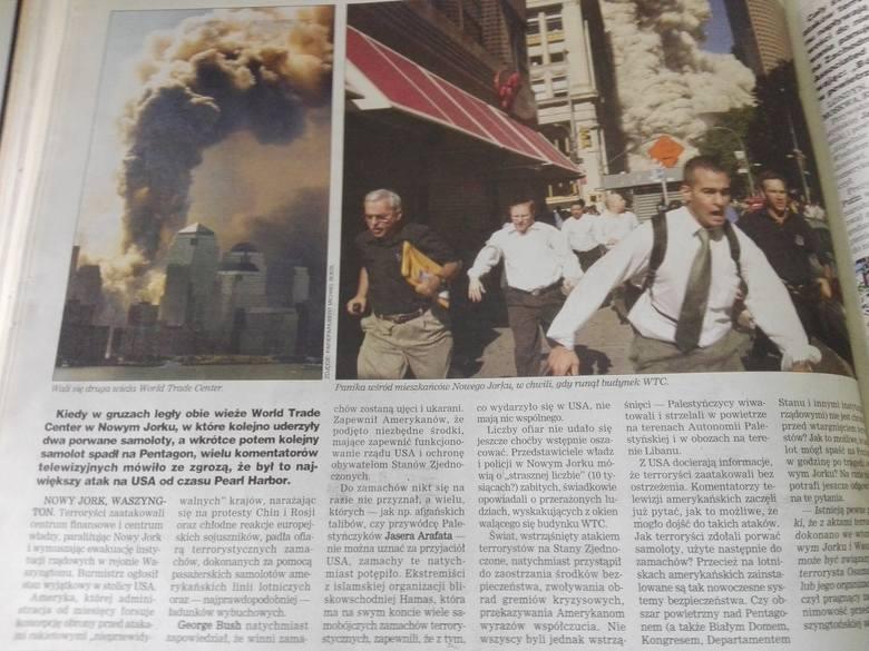 Zamach na World Trade Center pociągnął za sobą więcej ofiar niż jakikolwiek inny akt terroru w historii.